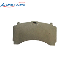 Universal Hot Product Casting Part Auto Brake Pad Back Plate