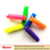 Free sample Candy shape small highlighters for kids drawing and painting