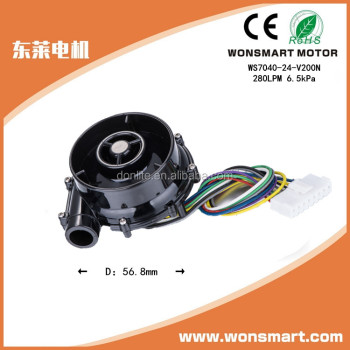 air blower for air cushion machine electric blower