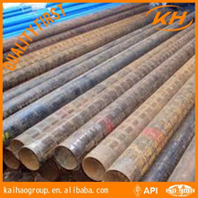 Slotted Liner well casing pipe, perforated casing pipe, tubing liner pipe