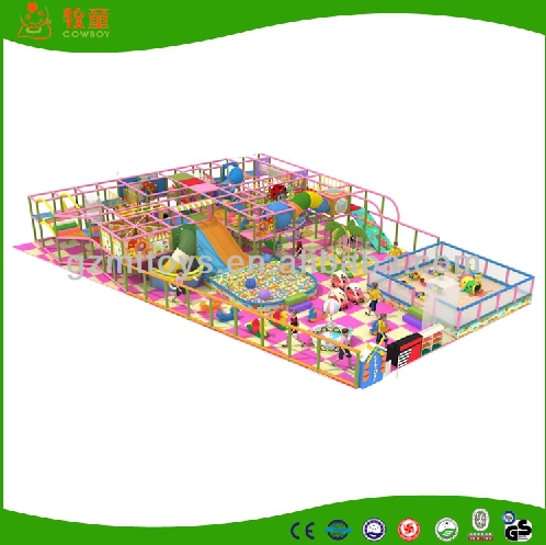game play center kids indoor playground equipments indoor soft play for sale