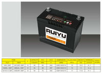 12V NS60 45AH SMF car battery