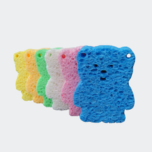Natural Skin Care Eco-friendly Cleaning Non Cellulose Sponge Bath Sponge Shower Puff
