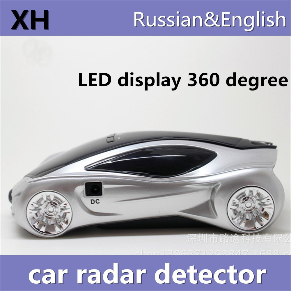 Newest 2015 car radar Detector with GPS Anti Police Strelka Radar Detector 16 Band Car Radar Laser Detector For Russian STR535