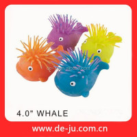 Colorful Personality Ball Wholesale Plastic Whale Toys
