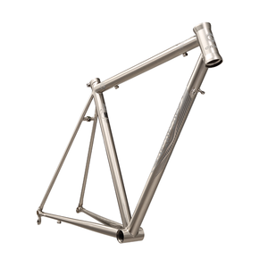 OEM ENLEE mountain track titanium road bike frame