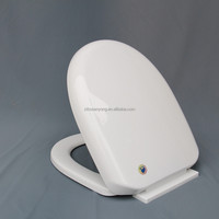 Slow Close Toilet Seat Bathroom Plastic Toilet Seat Cover