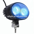 blue led forklift pedestrian safety warning spotlight forklift approach warning light