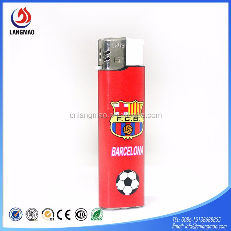 LM-008D cheap price and top quality refillable electronic cigarette lighter