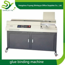 book binding machine cheap price 220V 110V Glue Bingding Machines