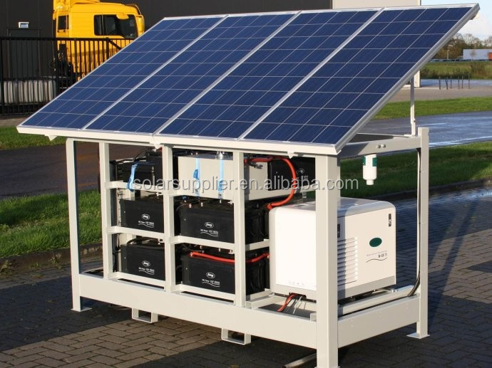 1kw 2kw 3kw 5kw complete solar energy system solar power for Complete kit homes