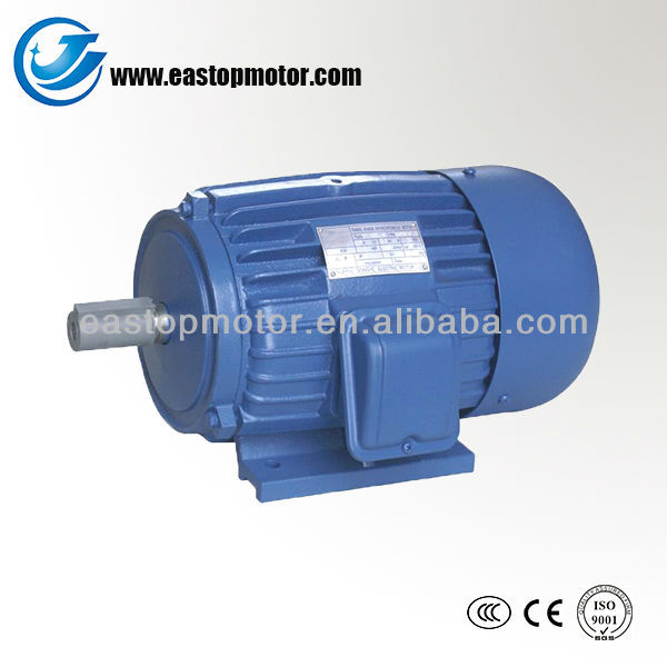 YD three phase alternating current induction motor