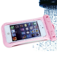 OEM for samsung galaxy note 4 PVC waterproof phone case for Christmas gift