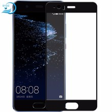 Fast Delivery 3D Carbon Fibre Soft Edge Mobile Phone Security Screen Protector For Huawei P10 Plus
