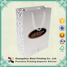 Best selling different white promotion toilet paper bag