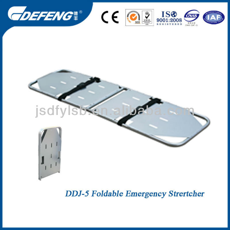 DDJ-5 High-intensity Foldable Emergency Patient Transfer Board
