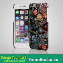 3D Sublimation film Printing PC Phone Case for iphone 6s