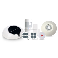 self monitoring 3G WCDMA wireless alarm system with APP on IOS/Android