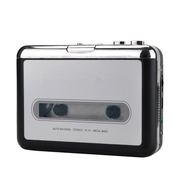 walkman cassette player audio tape player ezcap210B