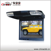 manufacturer 15'' \ 17'' \ 19'' Inch Flip Down dislpayer Monitor for bus with DVD Player/USB/SD card TV TUNER