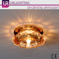 Hot Selling Indoor Ip44 Dimmable Crystal