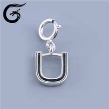 925 sterling silver price per gram alphabet charms china jewelry wholesale