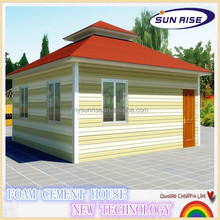 SGS testing economic prefabricated modular home for sale