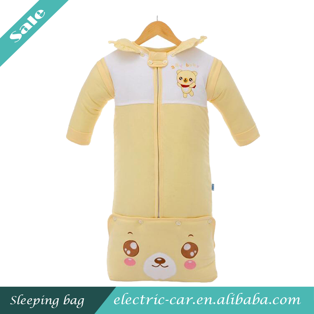 Wholesales Baby Sleeping Bag 100% Cotton Sleeping Bag for Baby