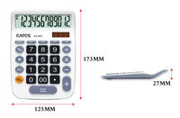 12 digits stationery calculator promotion use