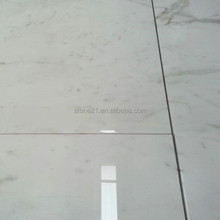 Volakas white Marble flooring tiles