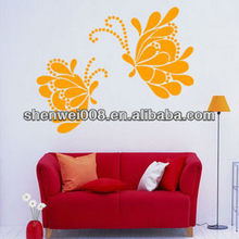 fashion living room vinyl decorative wall sticker