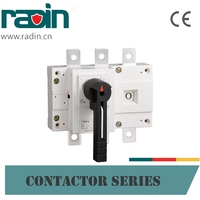 Factory Direct AC660/DC440V Manual load isolation switch Transfer