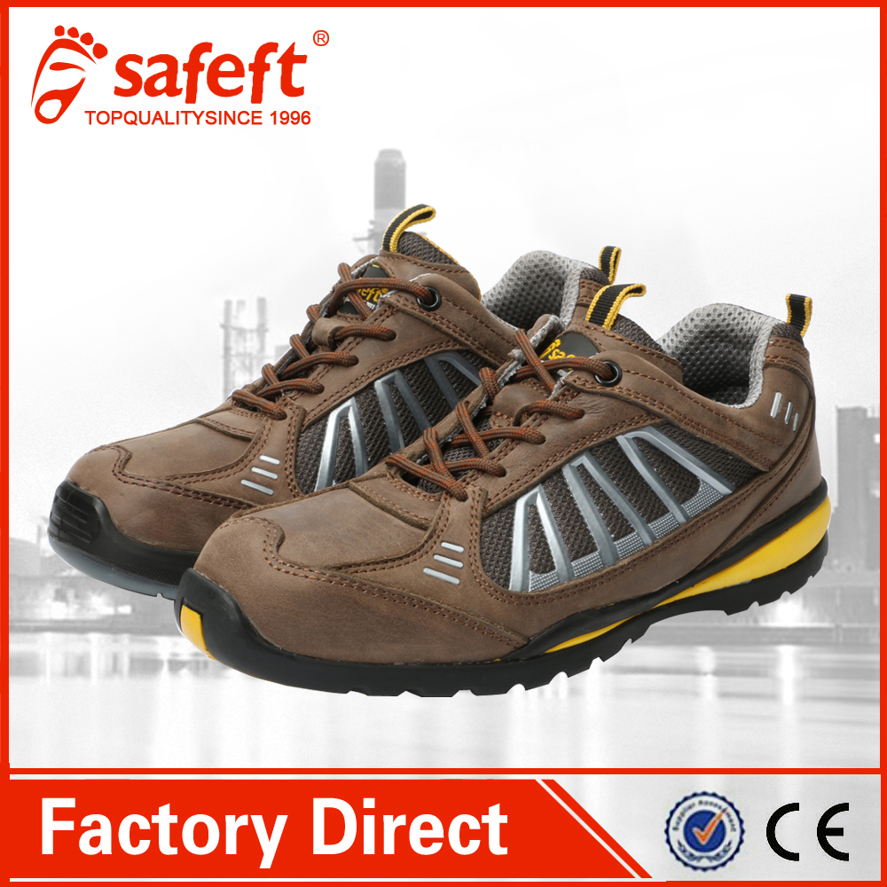 2016 hot selling sporty safety shoes
