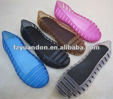 Ladies EVA PVC Garden Clogs