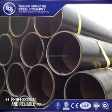 Black Carbon Steel Pipe API 5L PSL1 X60 Oil Pipe