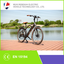 TOP/OEM 250W 36V10Ah lithium city electric bycicle/ electric bike/electric bicycle/ebike with EN15194