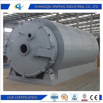 Grinder Plastic Recycling Line for Fuel Oil