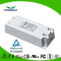 7W China supplier constant current led driver with TUV CE SAA