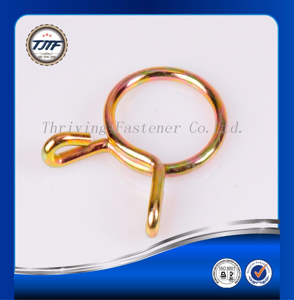 electrical equipment accessory metal clamp for fixing hose/tube/pipe conduit