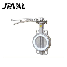 Stainless steel butterfly valve specification price