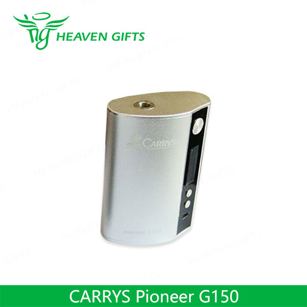 China Suppliers 150W CARRYS Pioneer G150 MOD e cigarette sale