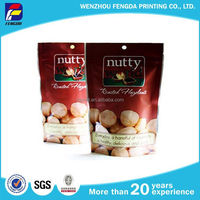 Factory Direct Stand Up Pouch Plastic Laminated Bag