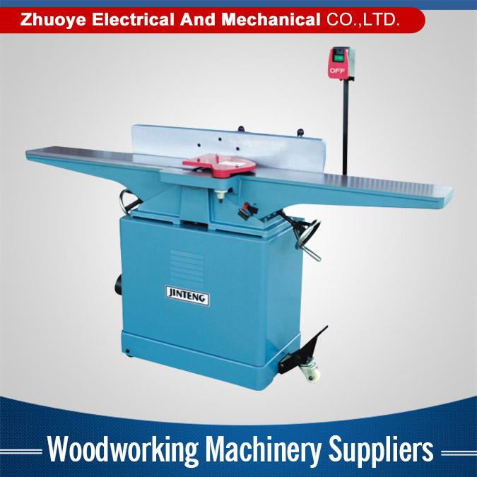 Different kinds of Professional Popular precision 8 wood jointer with good capacity