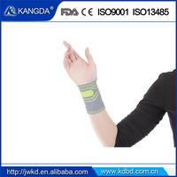 kangda Sport wrist brace sleeve protector support with iso ce fda
