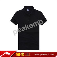 Custom Logo Printing Various Color Men's and Woman's Polo T-shirt