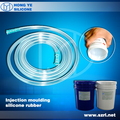 Hot Sale Injection Rubber Silicone for Medical Catheter HY-MJ2230