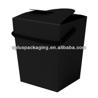 Gift Box Black Packaging