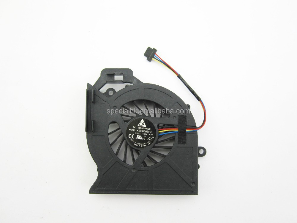 Wholesale CPU Cooling Fan For HP DV6-6000 DV7-6000 Laptop 4-PIN KSB0505HB