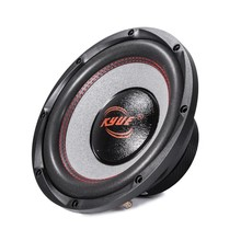 "China wholesale 90 db 4 ohm 10"" car woofer for subwoofer"