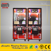 Panyu factory price toy catch machine toy grabbing machine vending machines tor capsules